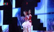 Nam Anh - Thùy Dương nhảy dancesport