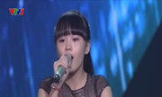 Phương Anh hát 'When you believe'