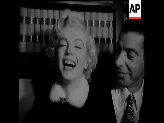 Đám cưới Marilyn Monroe và Joe DiMaggio