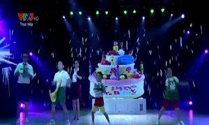 Trung Hiếu - Minh Châu - Gia Hưng nhảy hiphop