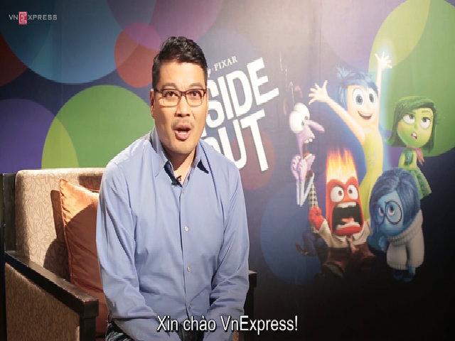 Đồng đạo diễn 'Inside Out' khuyên nhủ các nhà làm phim trẻ