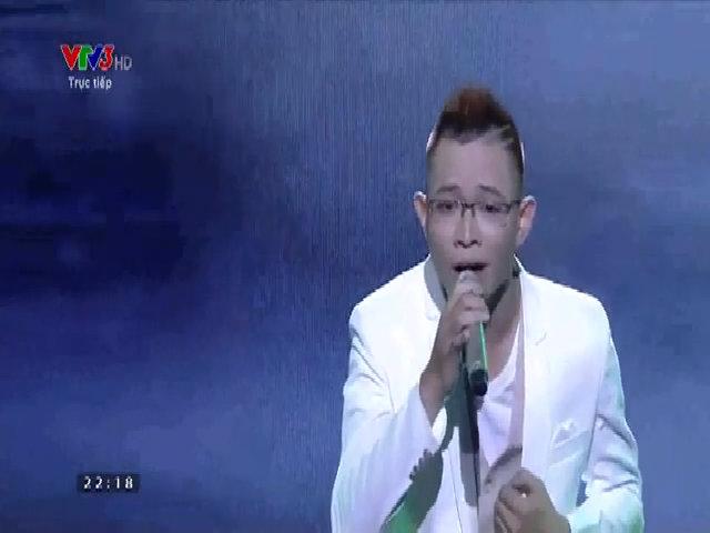 Đăng Quang hát 'Cha và mẹ'
