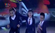 Vy Khanh - Long Khánh hóa thành phù thủy của phim Harry Potter
