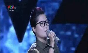 Vicky Nhung hát liên khúc 'Lặng thầm một tình yêu'