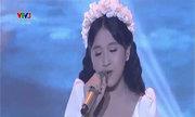 Khánh Linh hát 'Colors of the wind'