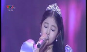 Hồng Minh hát 'I see the light'