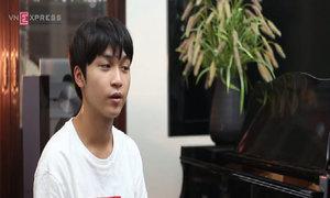 Con trai Quốc Trung - Thanh Lam thăng hoa bên cây đàn piano