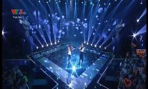 Đàm Vĩnh Hưng - Vicky Nhung - Phượng Vũ hát 'Bình minh sẽ mang em đi - Em nhớ anh vô cùng'