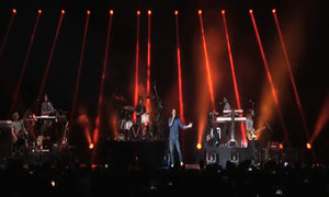 'One More Night' (live in Bangkok) - Maroon 5
