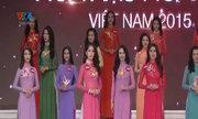 Công bố kết quả top 15 'Hoa hậu Hoàn vũ 2015'