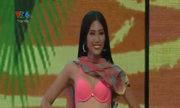 Top 15 'Hoa hậu Hoàn vũ 2015' trình diễn trang phục áo tắm