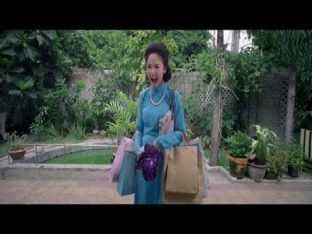 Miu Lê làm bà nội Ngô Kiến Huy trong phim mới (trailer vai diễn của Miu Lê trong phim Em là bà nội c