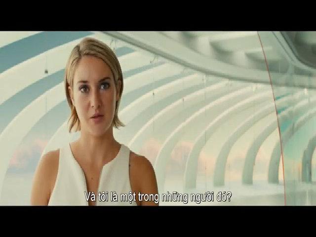 Trailer phim Divergent: Allegiant'