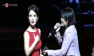 Hồng Nhung 'Nhớ mùa thu Hà Nội' cùng khán giả thủ đô