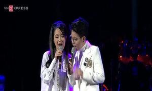 Hồng Nhung, Vũ Cát Tường hát liên khúc 'Papa'