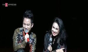 Tùng Dương, Thanh Lam hát 'Huyền thoại hồ núi cốc & Hồ trên núi'
