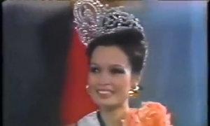 Miss Universe 1973 - Margarita Moran-Floirendo