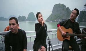 MV 'Biển khát'