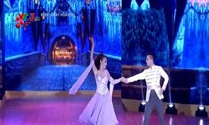 Lâm Chi Khanh - Vasilev nhảy Viennese Waltz
