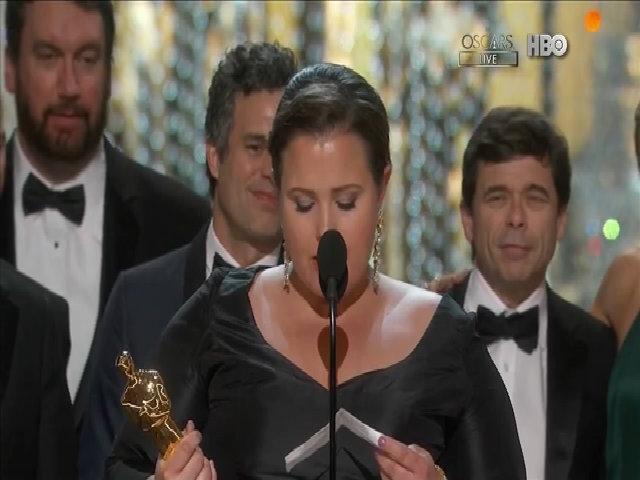Khoảnh khắc trao giải 'Phim hay nhất'