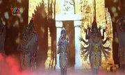 Đội Hương Tràm hát 'Mưa bay tháp cổ'