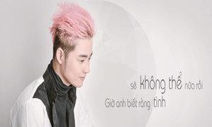 Thanh Duy hát 'Lỗi ở yêu thương'
