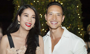 Trương Ngọc Ánh: 'Tôi tan chảy trước sự lãng mạn của Kim Lý'