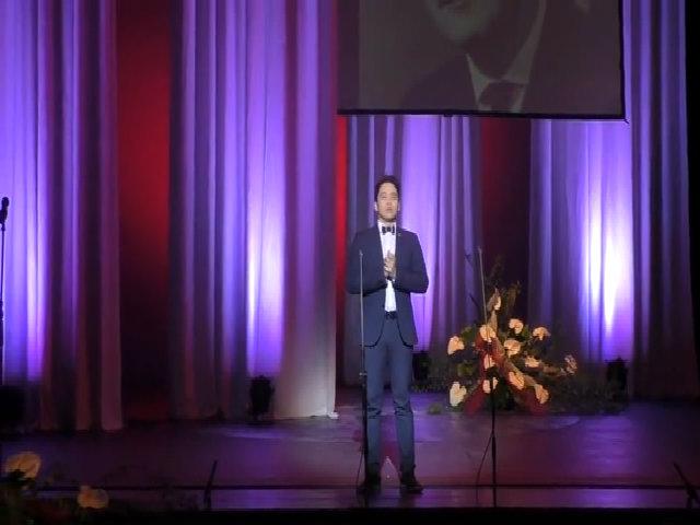 Chàng trai 9x giành giải nhất Opera quốc tế hát 'Hazam hazam'