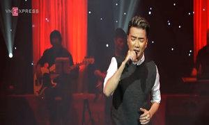 Đàm Vĩnh Hưng hát 'Ai đưa em về'