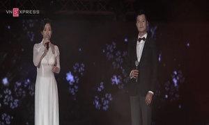 Hồng Nhung - Quang Dũng hát 'Như một lời chia tay'