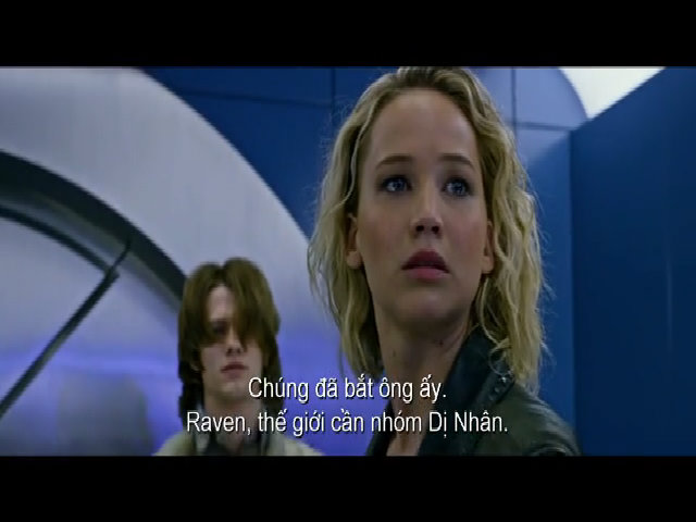 Trailer phim 'X-Men: Apocalypse'