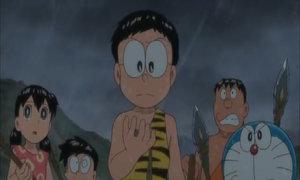 Trailer phim 'Doraemon: Nobita và nước Nhật thời nguyên thủy'