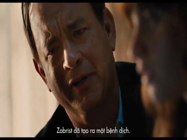 Trailer phim 'Hỏa ngục' của Tom Hanks