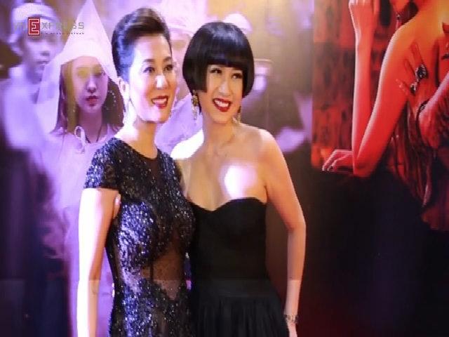 Dàn sao lộng lẫy dự ra mắt phim 'Nữ đại gia'