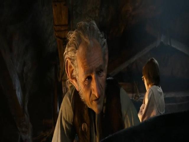 Trailer mới phim 'The BFG'