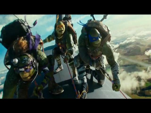 Trailer thứ tư phim 'Teenage Mutant Ninja Turtles: Out of the Shadows'