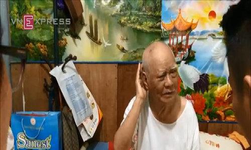 Nhạc sĩ Nguyễn Văn Tý hát 'Mẹ yêu con'