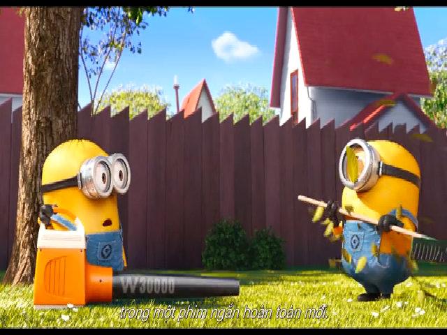Trailer phim 'Mower Minions'