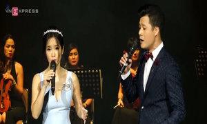Quang Dũng song ca với Hồng Nhung ca khúc 'Em và tôi'