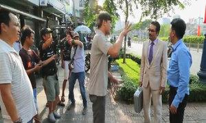 Hậu trường 2 phim 'Tik Tak Anh yêu em'