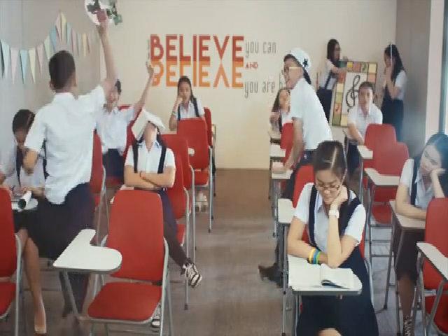 MV 'Feel, believe, inspire' - Soul Club