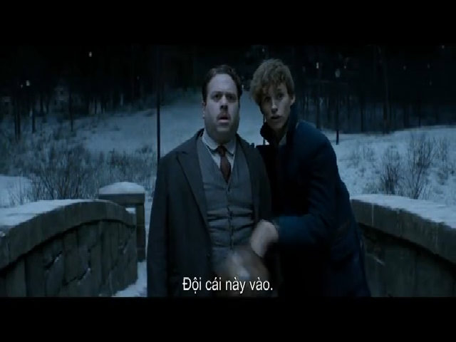 Trailer phim 'Fantastic Beasts and Where to Find Them'