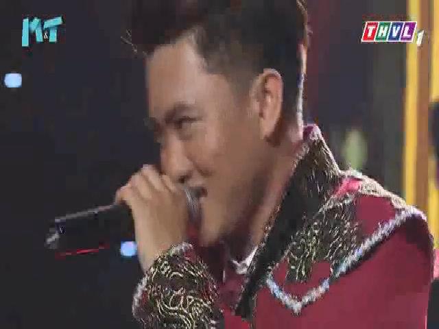 Thanh Hà khó chịu với thí sinh hát chênh phô