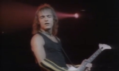 MV 'Still loving you' - Scorpions