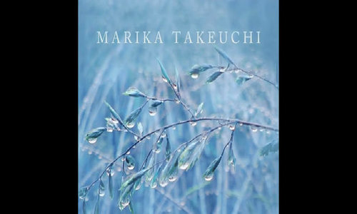 'Rain in the Park' - Marika Takeuchi