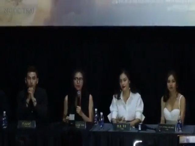 Ngô Thanh Vân khóc nghẹn khi 'Tấm Cám' không phát hành tại CGV
