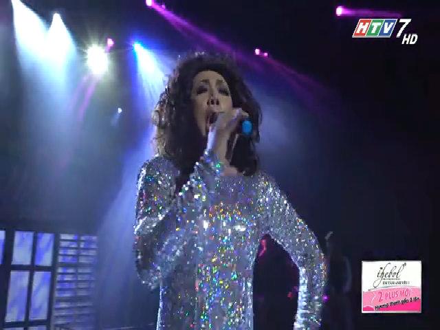 Trấn Thành hóa thân Whitney Houston