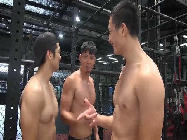 Bình Minh rèn luyện thể lực cho phim mới