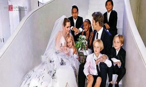 Hành trình từ đám cưới thế kỷ tới ly hôn của nhà Jolie-Pitt