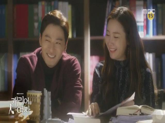 Choi Ji Woo cặp kè mỹ nam kém 13 tuổi